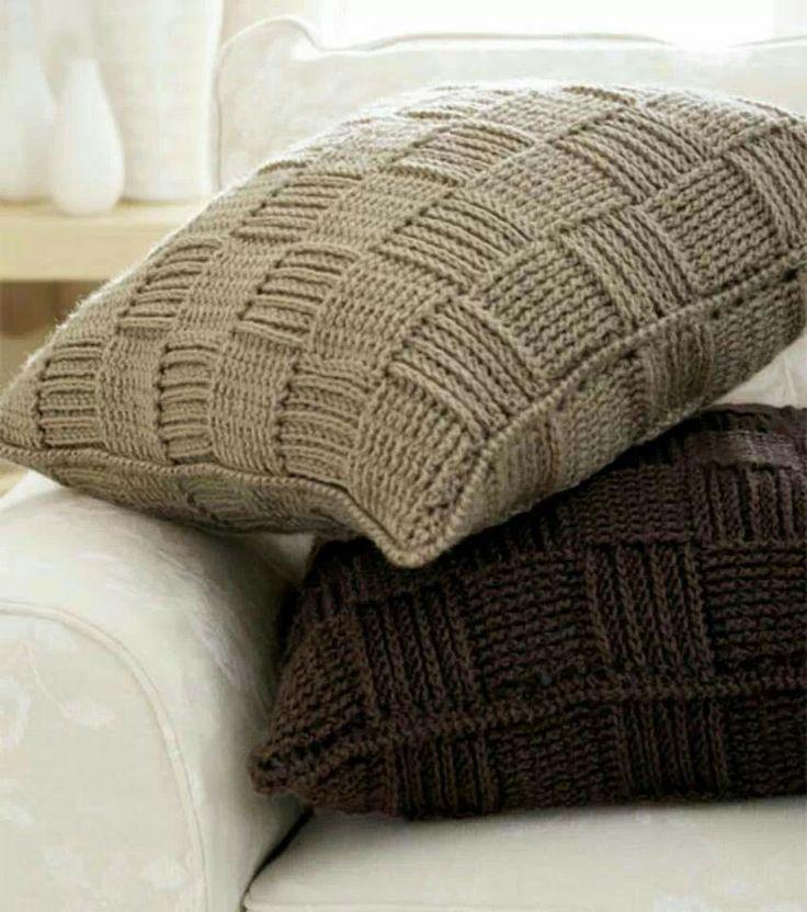 Basket weave - crochet