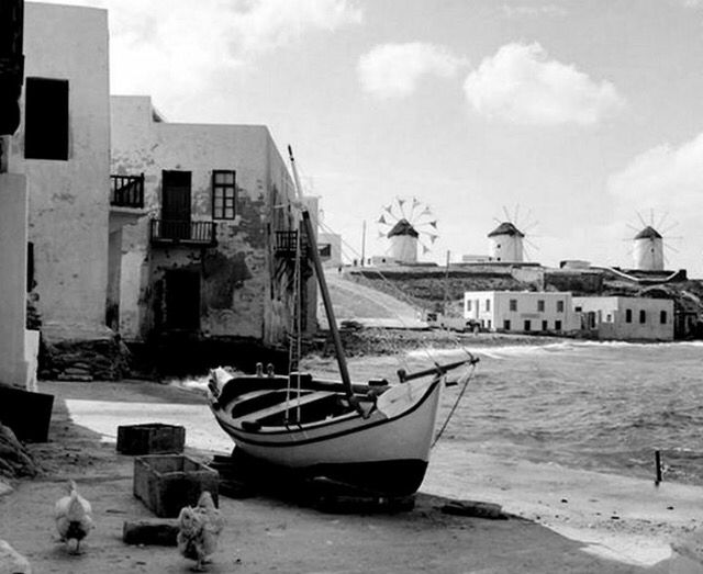 #Scarpa &#Windmills of #Mykonos ,1968!