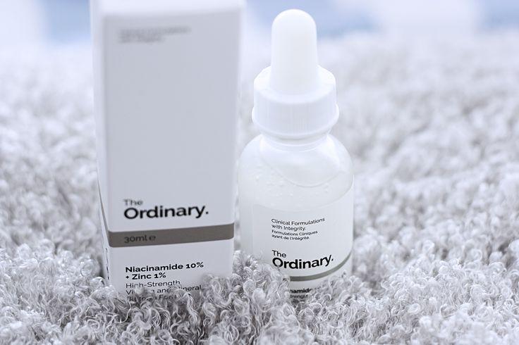 Love, Mayer: Not so Ordinary The Ordinary niacinamide