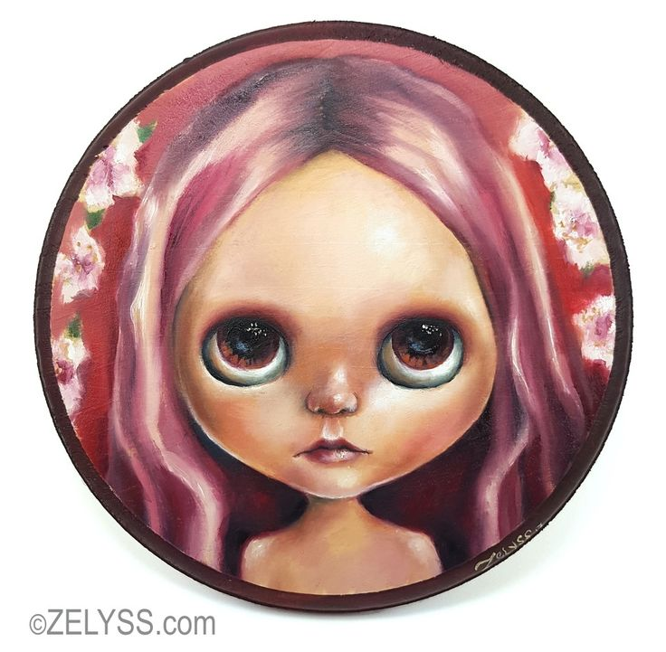 Image of ZELYSS originals: 'Blythe'