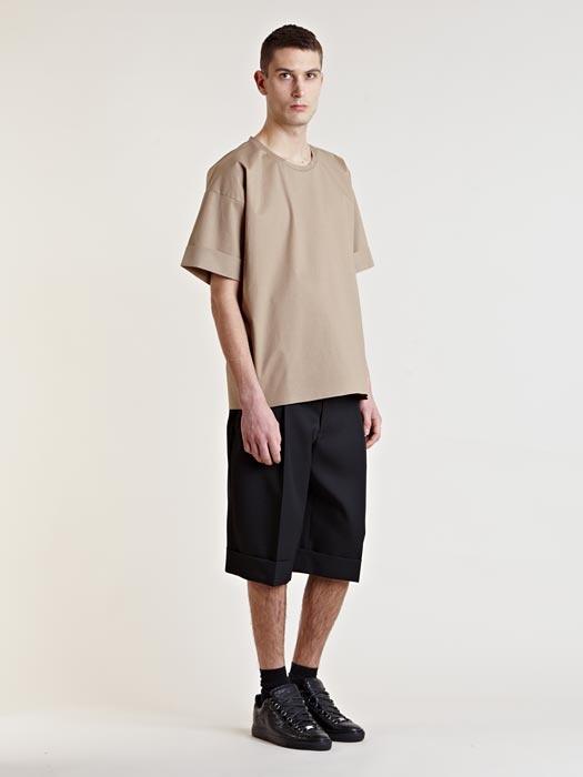 balenciaga mens oversized t shirt garb pinterest. Black Bedroom Furniture Sets. Home Design Ideas