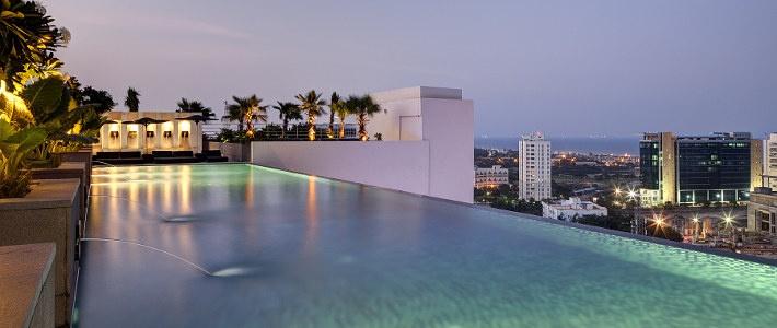 awesome pool at chennai <3