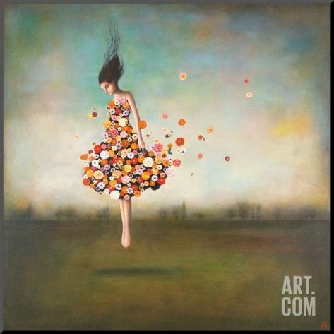 Boundlessness in Bloom Mounted Print by Duy Huynh at Art.com