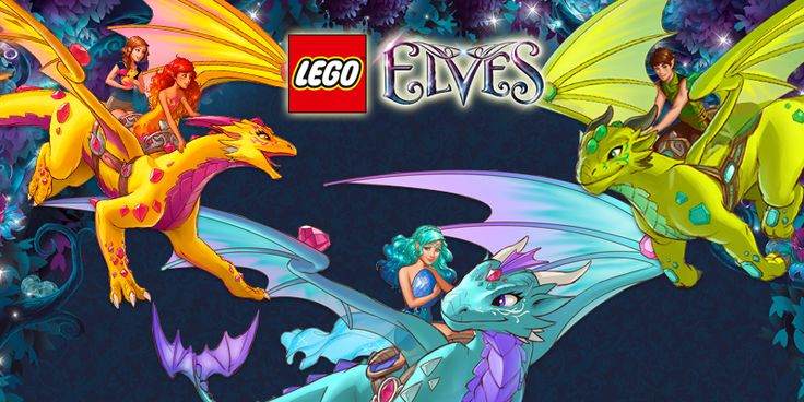 POLL: Which LEGO Elves Dragon is Your Favorite?