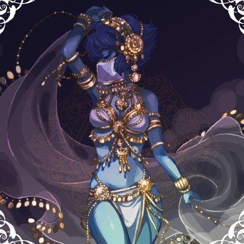 Imagen de lapis lazuli, lapislazuli, and steven universe