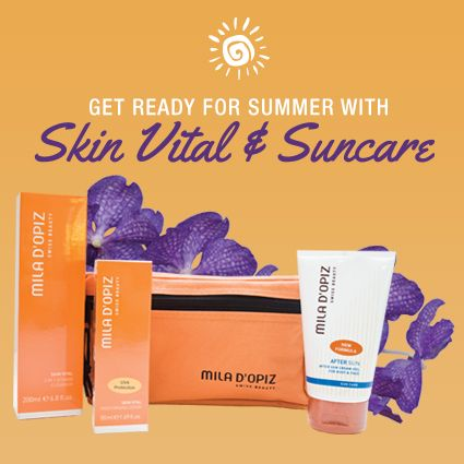 Mila d'Opiz Australia - Swiss Suncare. Optimal Protection. For face and body. Regenerating, soothing and moisturizing.