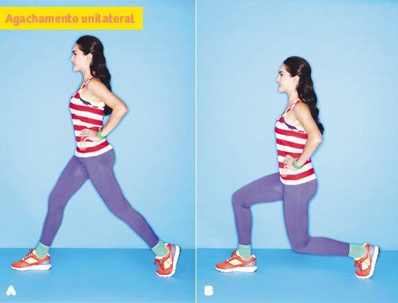 Um plano de exercício feito especialmente para você!   Capricho