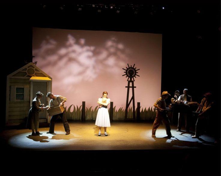 Wizard Of Oz Theatre Set 3 3 theatre film 21 wizard