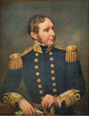 Robert FitzRoy (5 July 1805 – 30 April 1865) achieved lasting fame as the captain of HMS Beagle during Charles Darwin's famous voyage, and as a pioneering meteorologist who made accurate weather forecasting a reality. He was an able surveyor and hydrographer and served as Governor of New Zealand from 1843 to 1845.