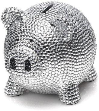 Perfect savings bank...Trumpette Rhinestone Piggy Bank