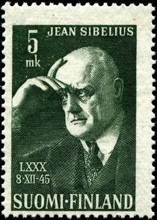 Jean Sibelius, Finland