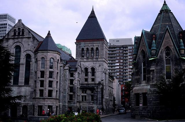 McGill University, via Flickr.