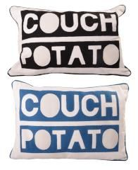 These 'Cushion Talk' message cushions from Unity Gifts would be a great addition addition to your gift range