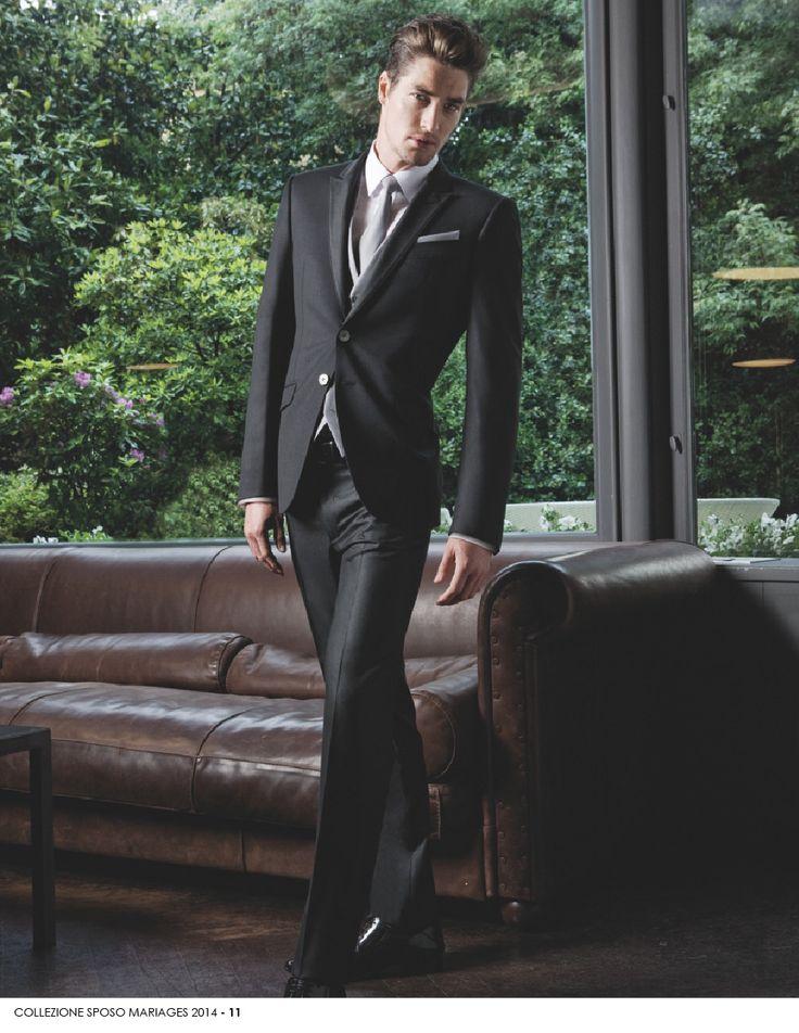 UOMO- 11 Perché l'#uomo di oggi è molto esigente quando si parla di #moda ed abbigliamento da #matrimonio. A lui #Mariages dedica capi di abbigliamento da matrimonio per l'uomo di classe. www.mariages.it