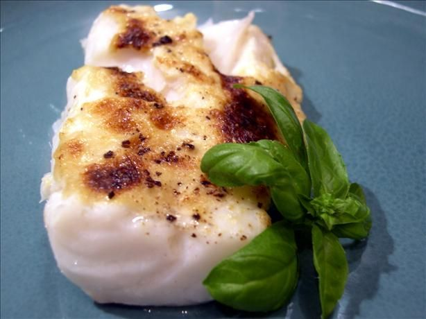 Broiled Haddock Fillets - this was great. I added fresh dill, baked it at 500 for 8 minutes, then put it under the broiler for 2. Served with jasmine rice. Doubled the recipe, son had seconds and I had leftovers for breakfast. Yummy!