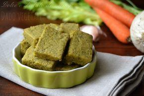 Dado vegetale, veramente molto semplice da preparare, ideale per minestre, zuppe e risotti di tutti i tipi.