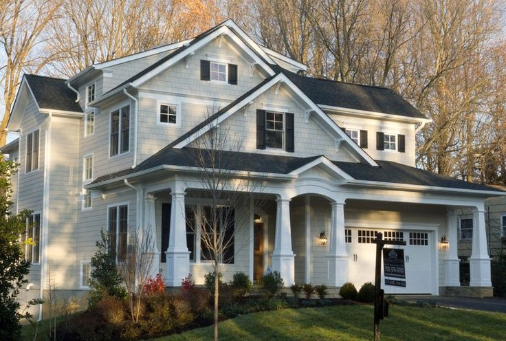 Gorgeous Craftsman Style Home