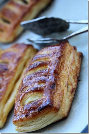 Royal Coconut: Μηλοπιτάκια με ζύμη Danish (Δανέζικη γλυκιά σφολιά...