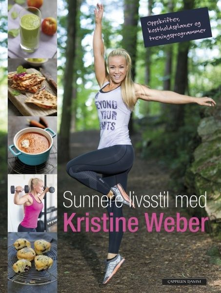 Sunnere livsstil med Kristine Weber