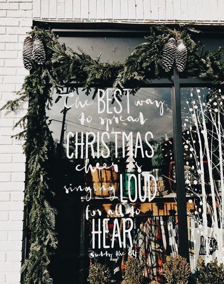 Best 25 Christmas Windows Ideas On Pinterest Christmas
