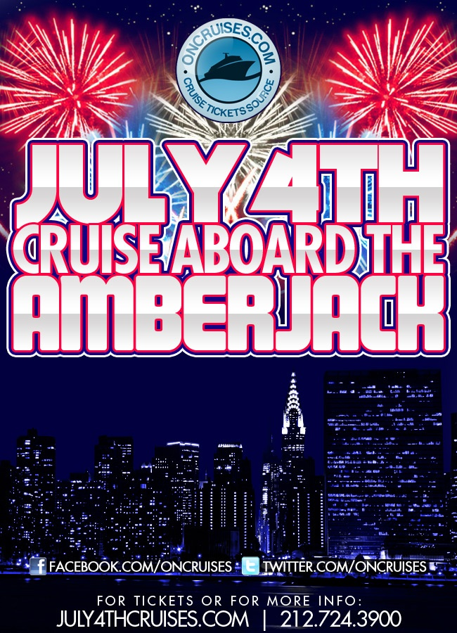 july 4th cruise specials