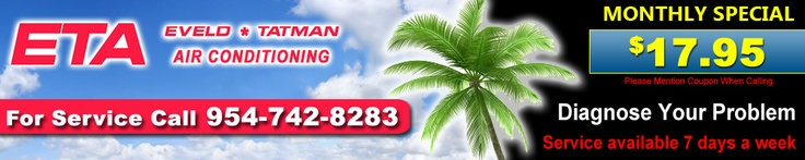 Within your means air conditioning repair Miami Beach services with ETA. We in addition offer service level agreement for air conditioning services Miami.