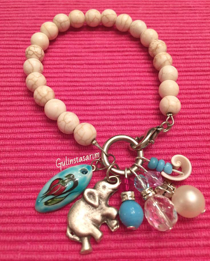 Natural stone, gem stone, bracelet