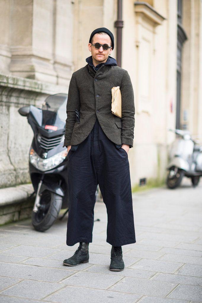 Nice silhouette!! |パンツの太さとジャケットのタイトさがええバランスで格好よろし!