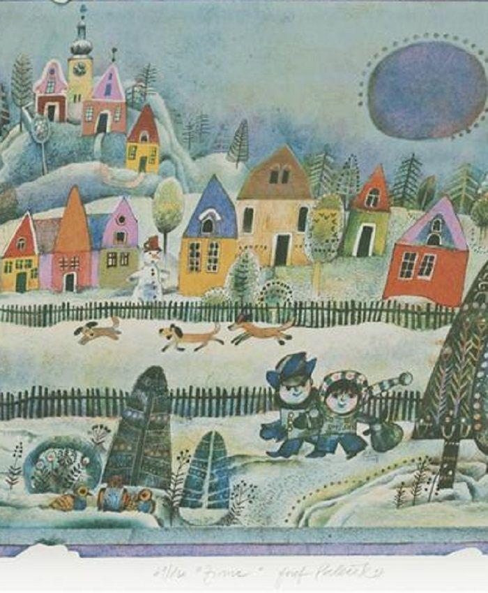 Illustration Josef Paleček