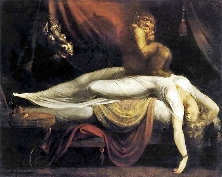 Sleep Paralysis and Lucid Dreaming