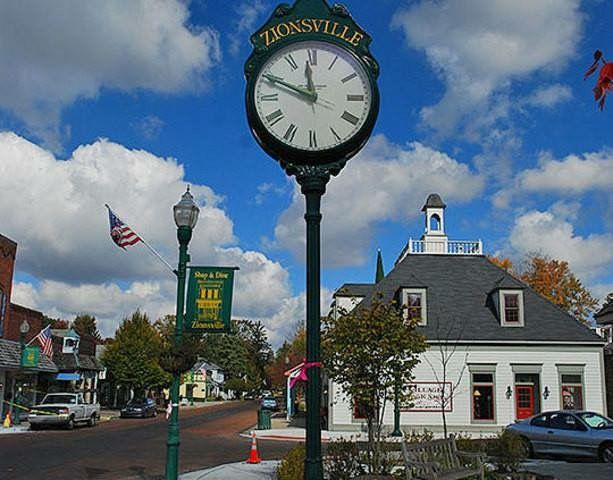 53 best Our Building and the Town of Zionsville Indiana images on