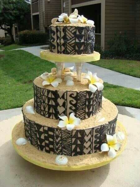 samoan wedding cake designs 17 best images about island style cakes amp design on 19638