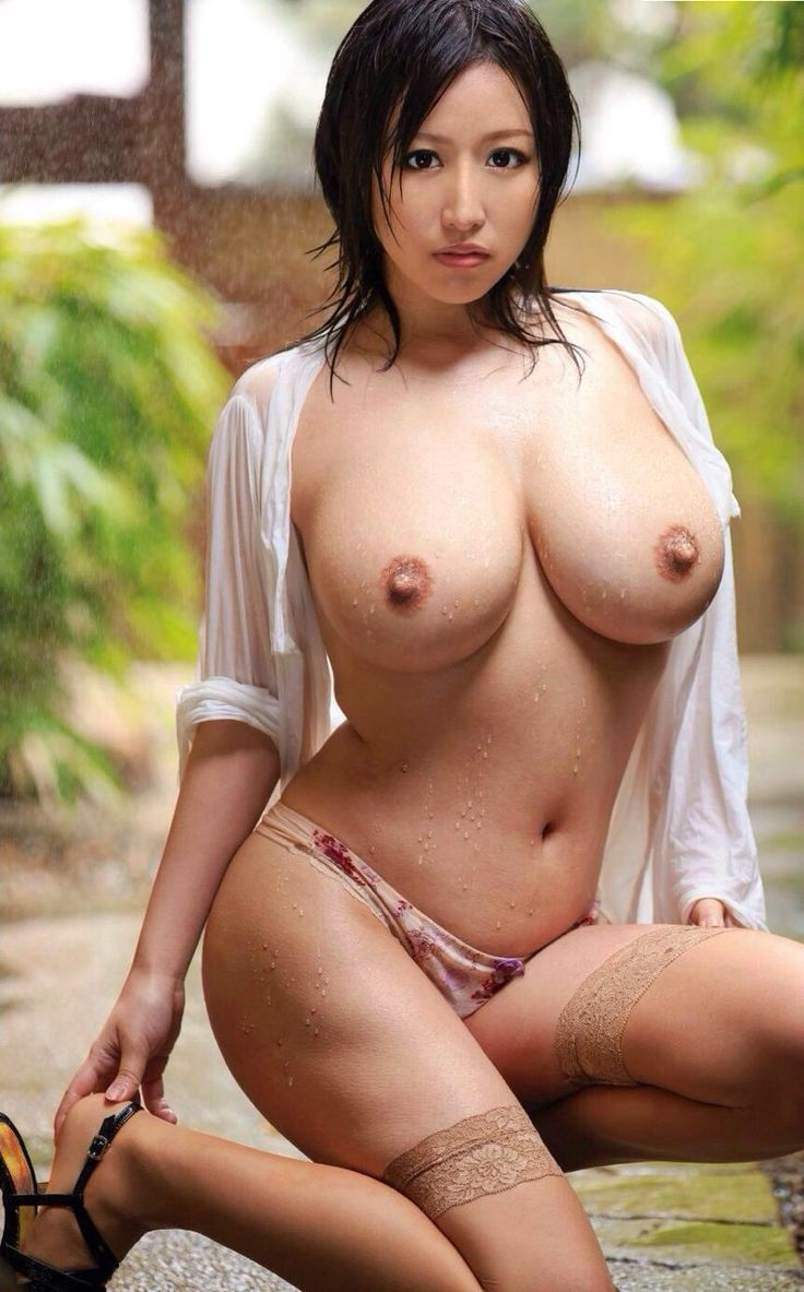tits asian Hot nude sexy