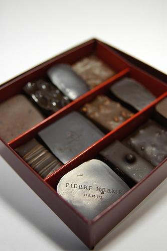Chocolat Assort, Pierre Hermé