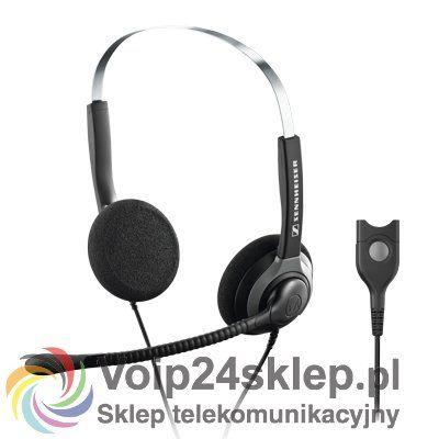 Słuchawki przewodowe Sennheiser SH 250 voip24sklep.pl