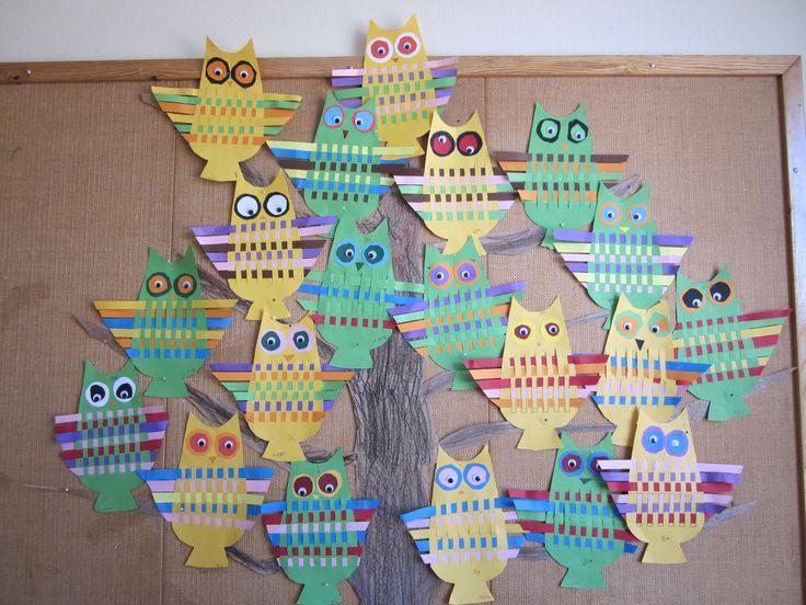 Hassunhauskat pöllöt (Taika-lehti)