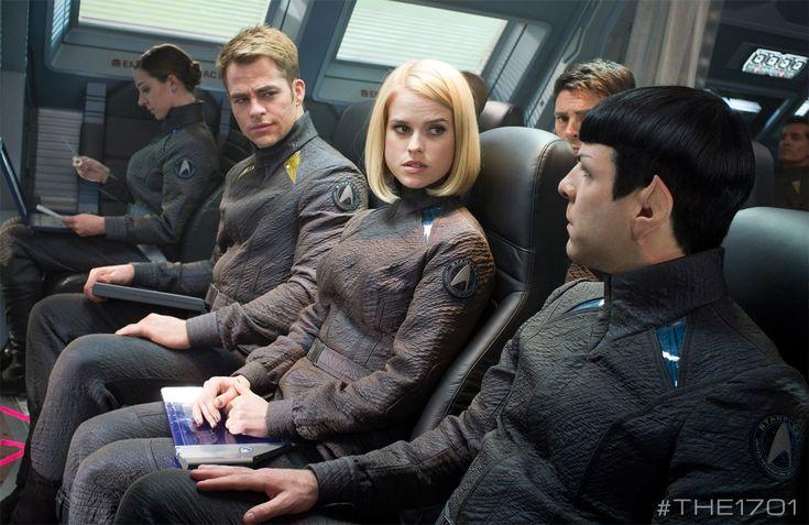 Star Trek Into Darkness | Star Trek Into Darkness : Extrait, featurette et photos | Brain ...