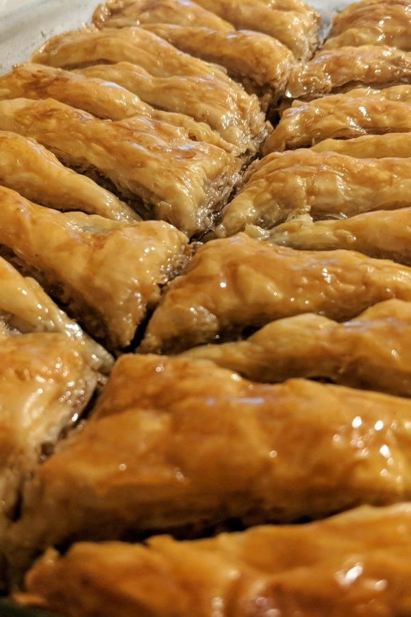 Greek Baklava Recipe Baklava Recipe Greek Recipes Dessert Baklava Recipe Easy
