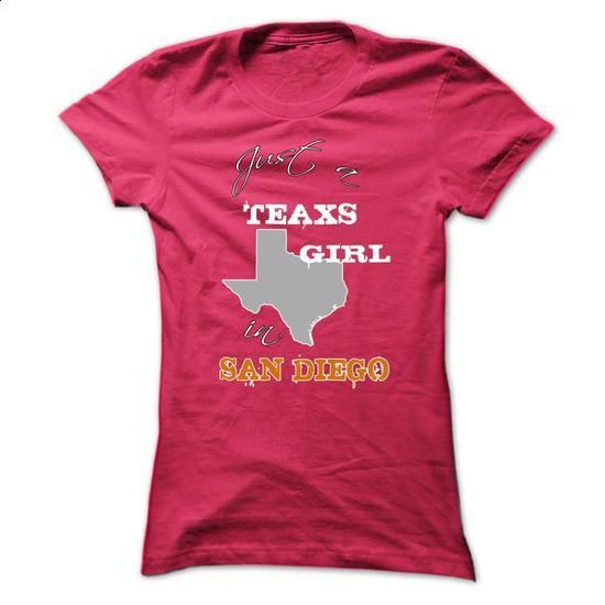 Special T-Shirt For Texas Girls in San Diego - #hoodies #custom dress shirts. MORE INFO => https://www.sunfrog.com/States/Special-T-Shirt-For-Texas-Girls-in-San-Diego-HotPink-Ladies.html?60505