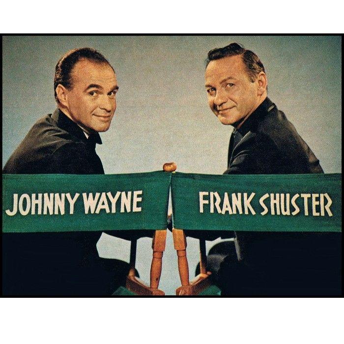 Wayne & Shuster 1967 Poster – Canadian Comedy Legends Ed Sullivan ...