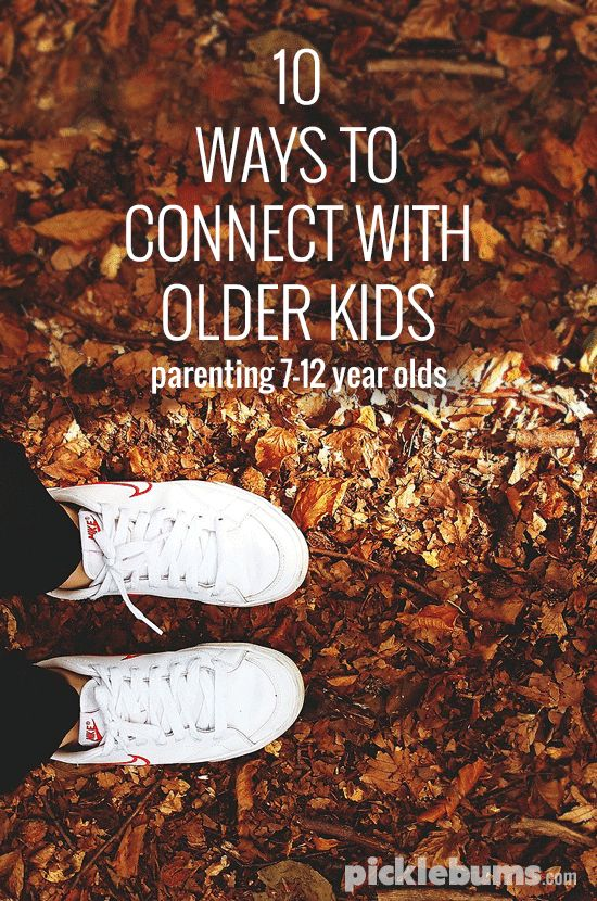 10 ideas for connecting with your older kids to keep your relationship healthy, happy, and strong
