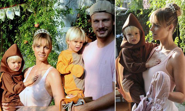 Fantasias de filhos dos famosos para se inspirar no Halloween