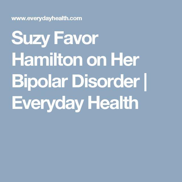 Suzy Favor Hamilton on Her Bipolar Disorder | Everyday Health