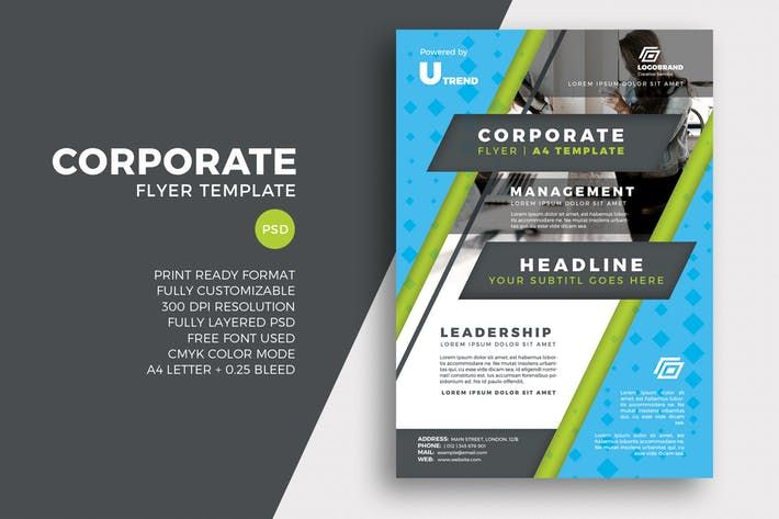 4191 best Flyer Design images on Pinterest Flyer design, Flyers - corporate flyer template