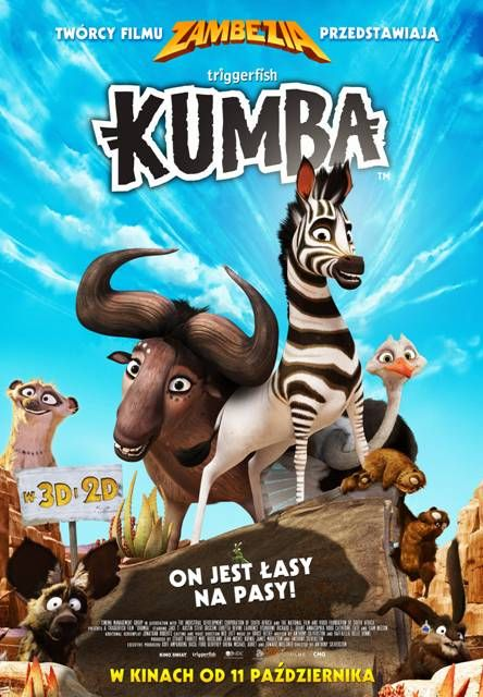 Khumba releases in Poland Oct 11th. And here's the poster to prove it ! http://www.triggerfish.co.za/khumba