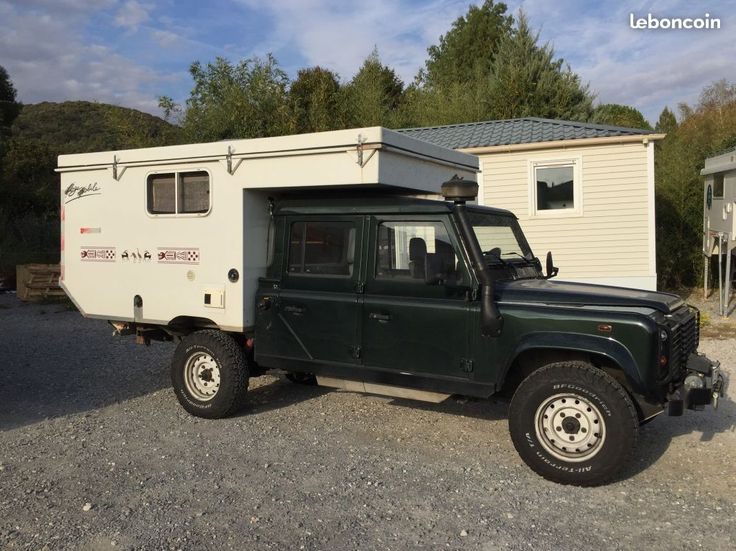 Cellule 4x4 pick up LAND ROVER 130