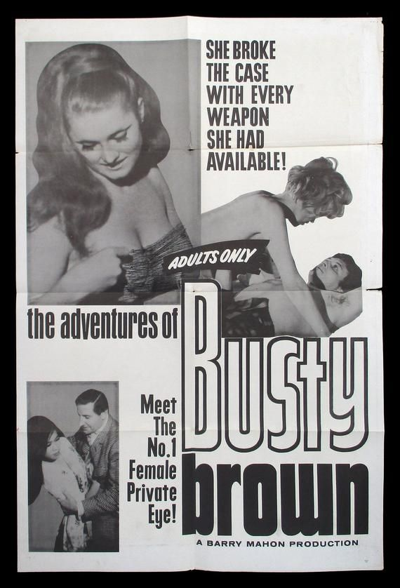 The adventures of busty brown