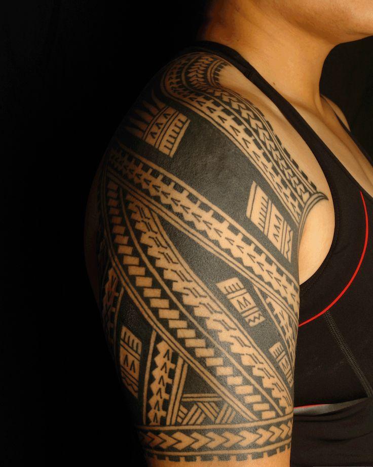 tatouage-polynésien-entrelacs-significations-variées