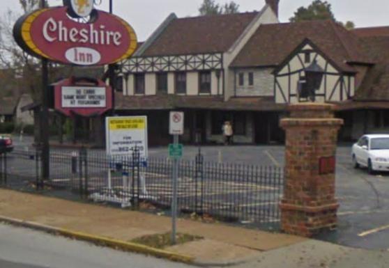 Cheshire Inn...Clayton Road...St Louis, Missouri