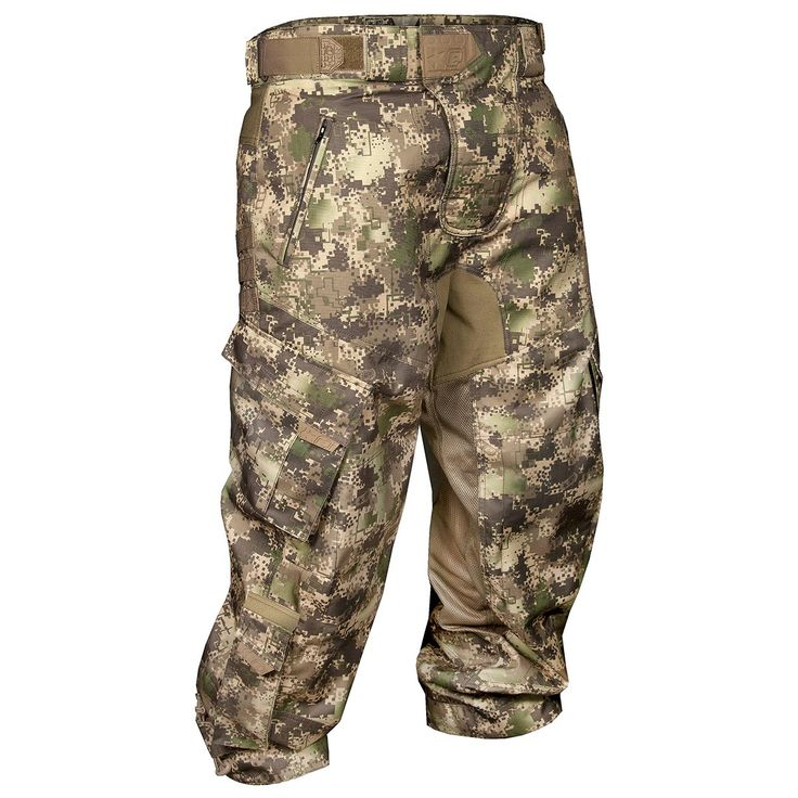 Planet Eclipse HDE Camo Paintball Pants (Small)